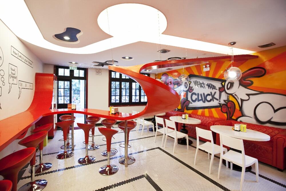 The_Funky_Chicken Restaurant