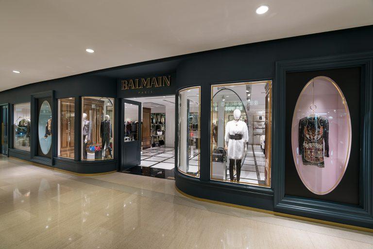 Balmain Plaza 66