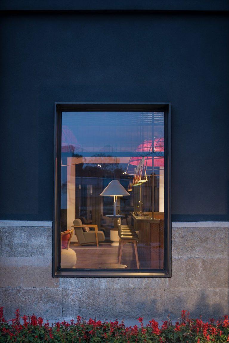 Ningbo Blossom Hill Boutique Hotel- window