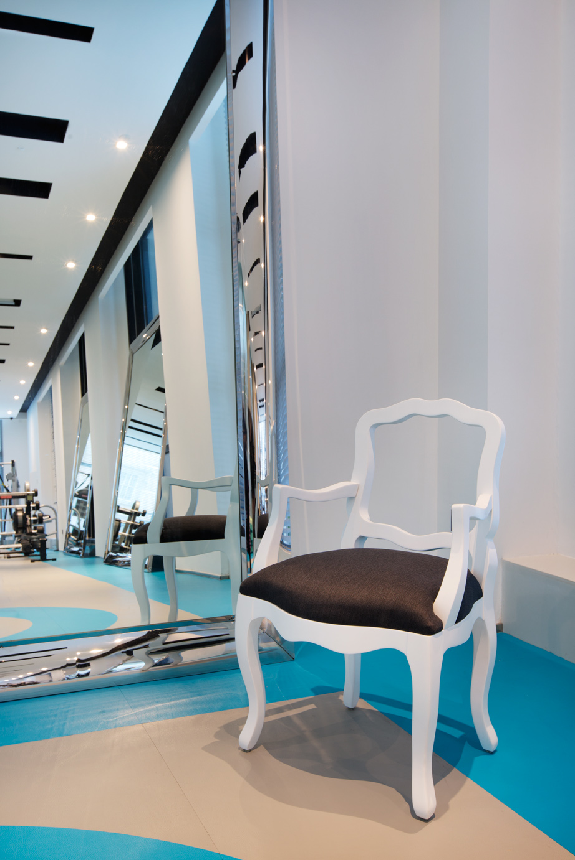 Prime Fitness interior